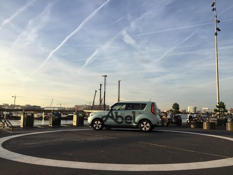 Kia Soul EV - Taxi Abel Amsterdam