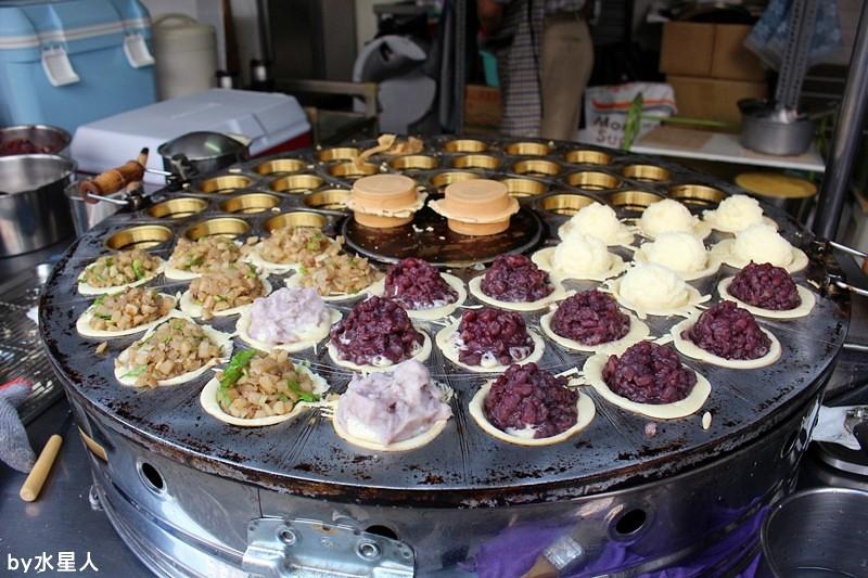 25994740952 b85439383e b - 台中西屯【學甲人車輪餅】酥脆餅皮,實在好料的車輪餅,內餡好吃不甜膩,簡單幸福的下午茶點心
