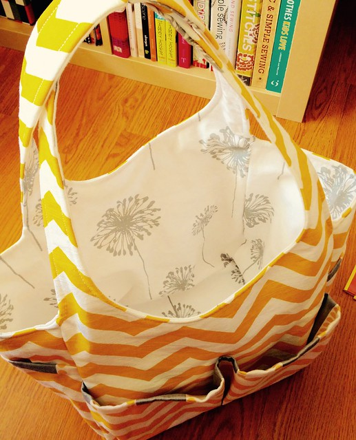Sew It All - Nappy Sack Diaper Bag
