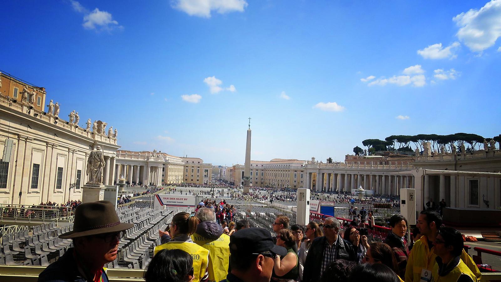 Città del Vaticano: Piazza San Pietro - Musei Vaticani - Cappella Sistina - Basilica di San Pietro
