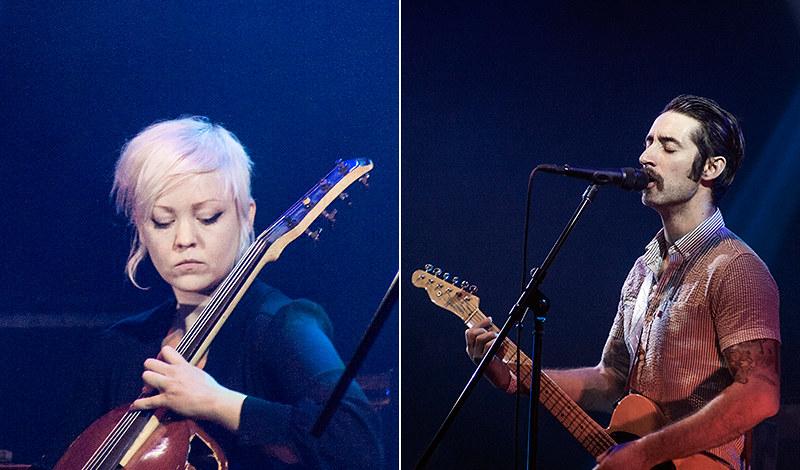 Sarah Balliet, Adam Turla, Murder By Death, Indie Rock