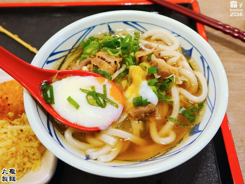 26123587186 132e34d552 b - 丸龜製麵,台中新光三越內也能吃到日本知名烏龍麵,湯頭好,烏龍麵Q彈有勁!