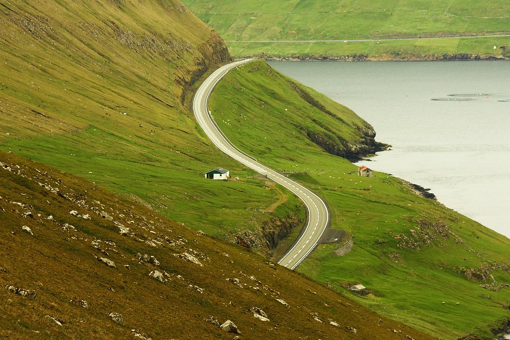 Slopes'n Curves of the Faroe Islands