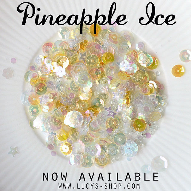 Pineapple ice ann