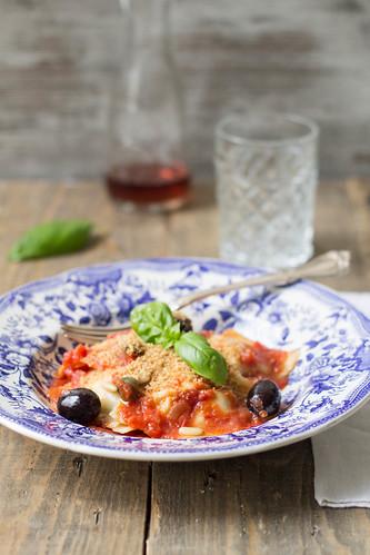 Ravioli senza glutine di pesce - Cardamomo & co