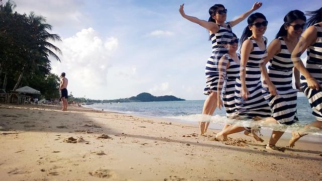 Koh Samui: Bophut Beach