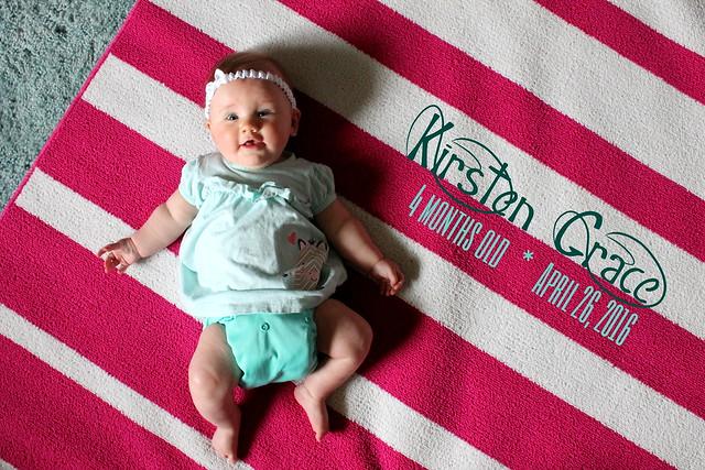 Kirsten Grace Month 4