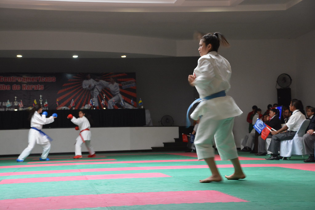 15 Abril 2016 Segundo Día de Competencia