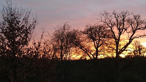 April Morning Sunrise in Tipp