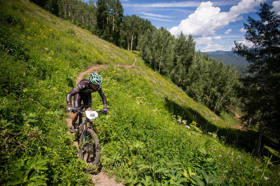 Aspen mountain biking