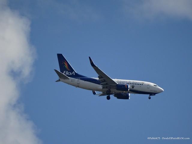 BOA 737
