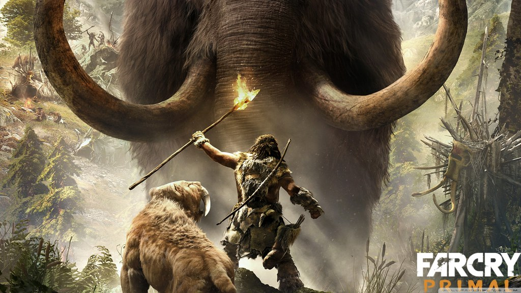 Far Cry Primal: Release, Trailer, Gameplay - All about the Stone Age shooter