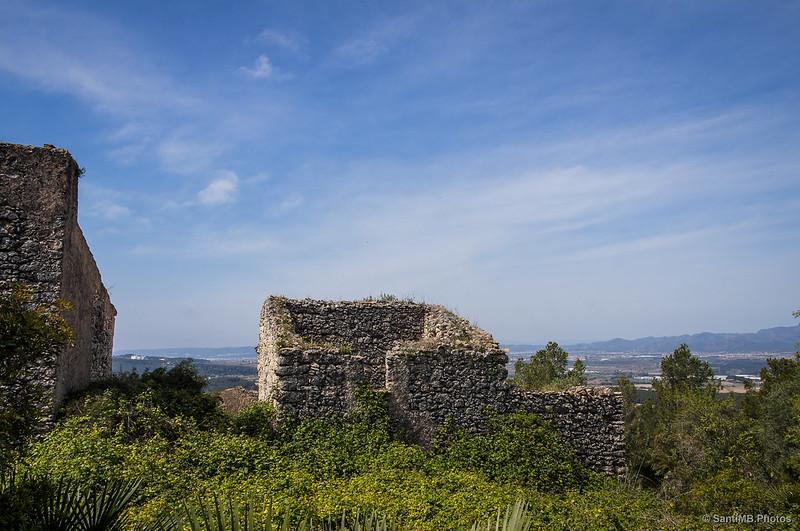 Ruinas con vistas