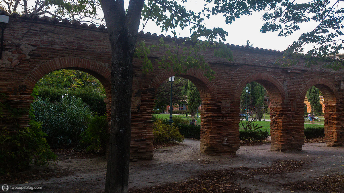 Medieval Remaining in Toulouse
