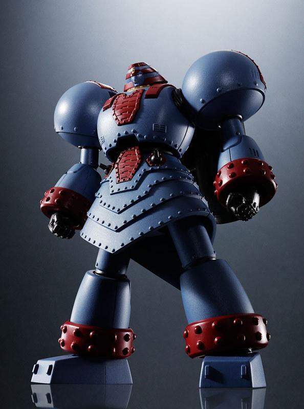 SR超合金 機械巨神 『機械巨神 THE ANIMATION - 地球靜止之日』動畫版本!