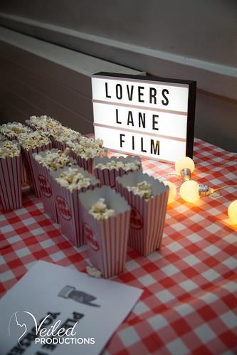Lovers Lane Screening - popcorn