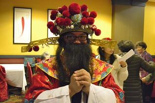 January 31 '16 Chinese New Year Celebration at Jasmine Restaurant