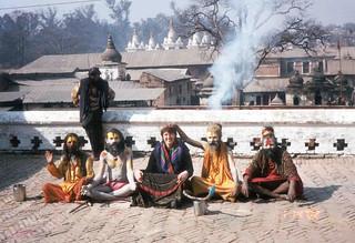 Nepal KTH Yogi Welcoming Committee