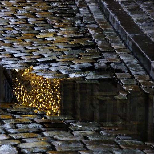 La ville pavée d'or