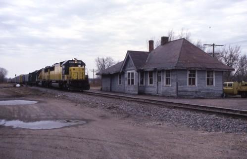 Classic depot