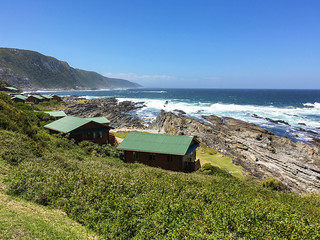 Cottages im Storms River Mouth Rest Camp