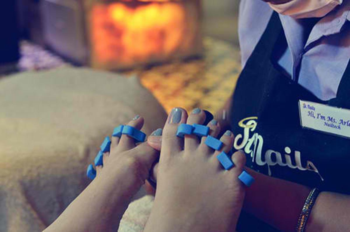 Trice Nagusara Saint Nails 12