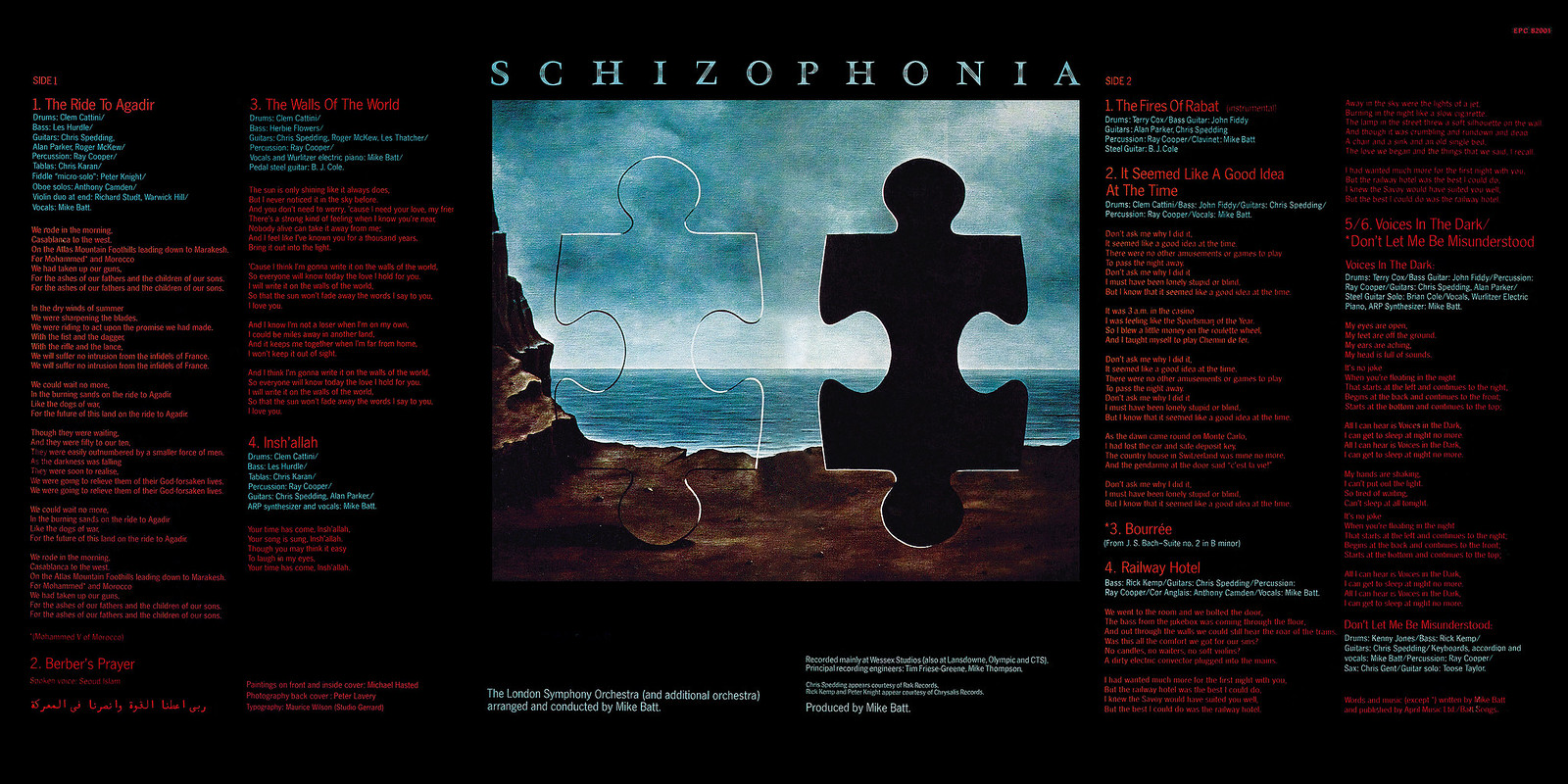Mike Batt - Schizophrenia