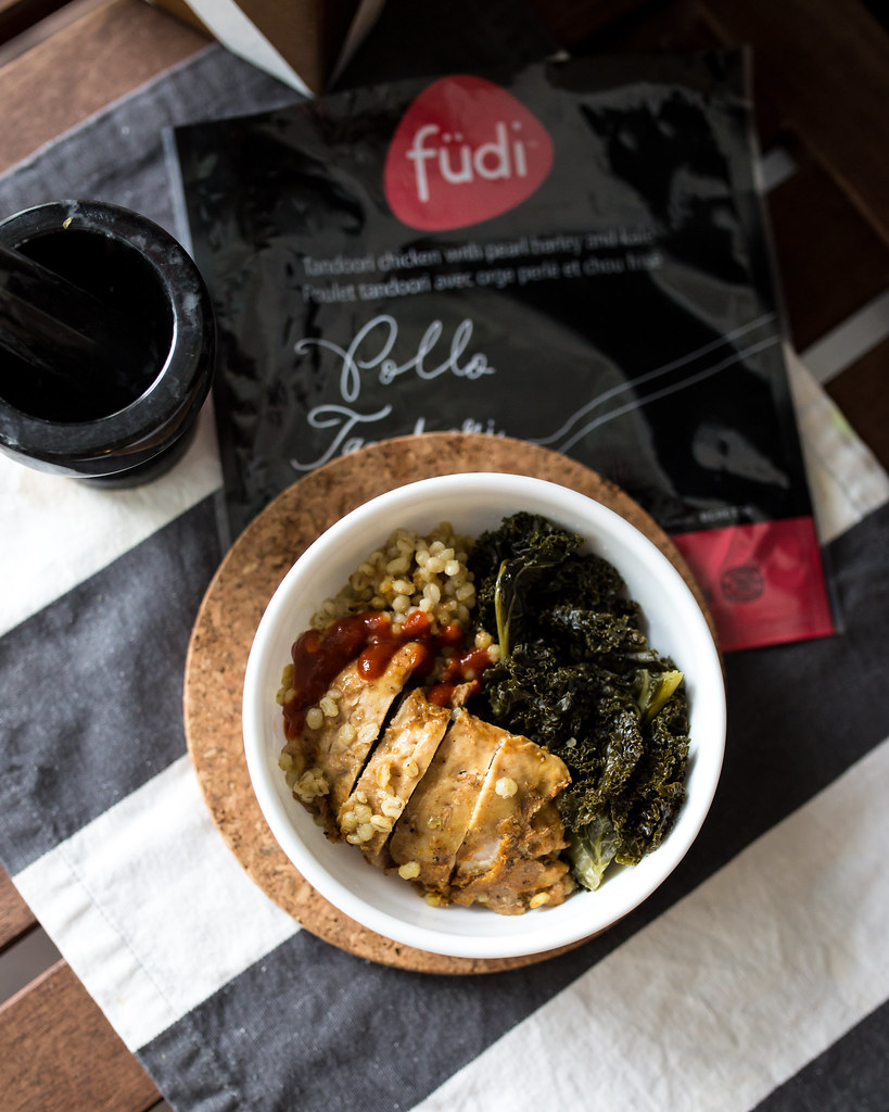 Fudi Gourmet Meals Review