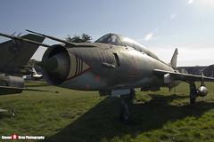 304 - N17532368304 - Polish Air Force - Sukhoi SU-22 UM-3K - Polish Aviation Musuem - Krakow, Poland - 151010 - Steven Gray - IMG_0309