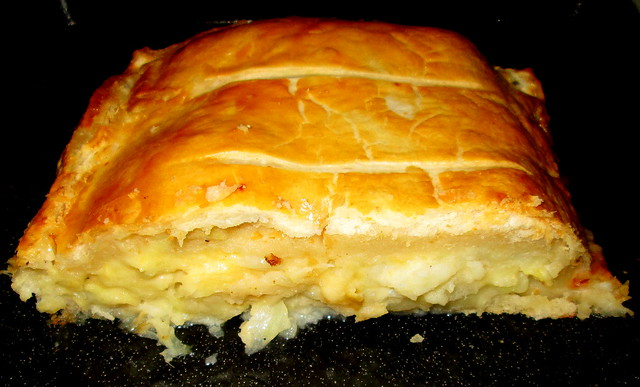 cheese pasty