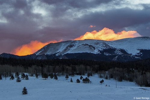 morning light snow mountains clouds forest sunrise colorado peaks pikespeak fourteeners canonrebelt4i
