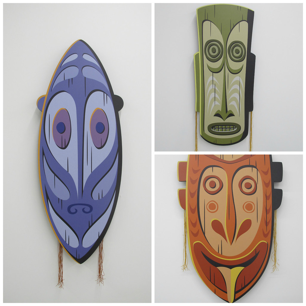 Shag spirit masks