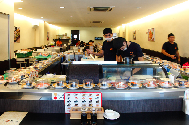 Sushi Mentai Sushi Bar