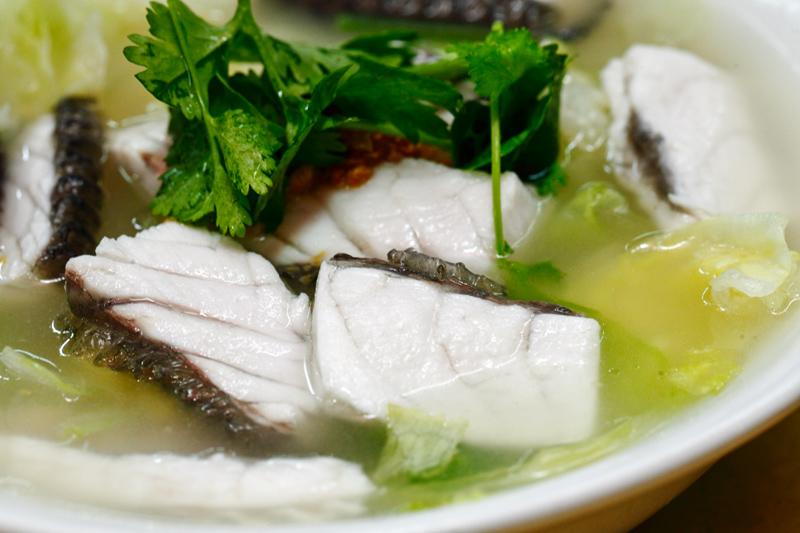 Seabass Fish Slices