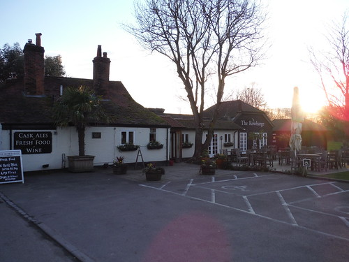 The Rowbarge Inn, Woolhampton