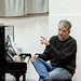 Iain Johnstone in rehearsals for I Am Thomas, Copperfield Rehearsal Rooms