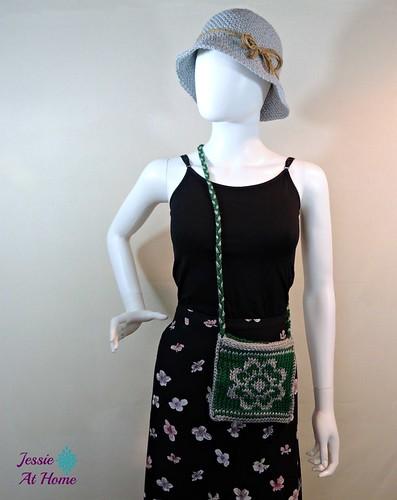 Fair-Isle-Tunisian-Crochet-Bag
