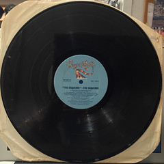 THE SEQUENCE:THE SEQUENCE(RECORD SIDE-B)
