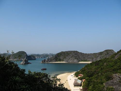 La Baie de Lan Ha: l'île aux singes