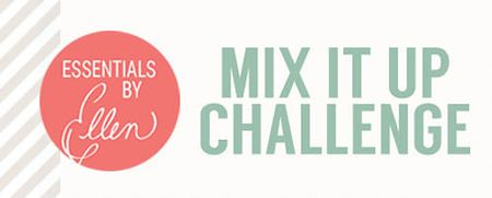 Ellen Hutson - Mix It Up Challenge