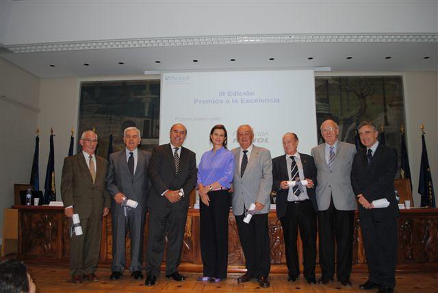III Edición Premios a la Excelencia SECOT-Fundación Repsol