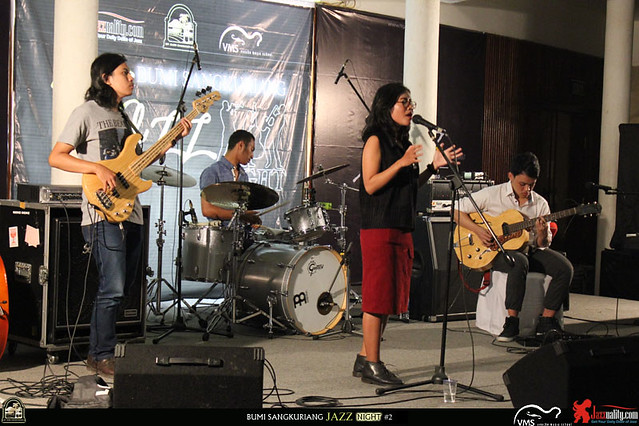 Bumi Sangkuriang Jazz Night 2 - Continuum (5)