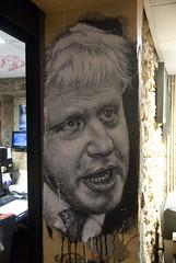 Boris Johnson, painted portrait _DDC2697