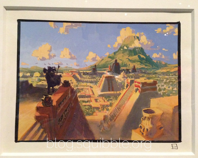 Dreamworks Animation Exhibition 2016 The Road to El Dorado