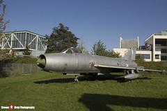 01 - 5301 - Polish Air Force - Sukhoi SU-7 BM - Polish Aviation Musuem - Krakow, Poland - 151010 - Steven Gray - IMG_0416