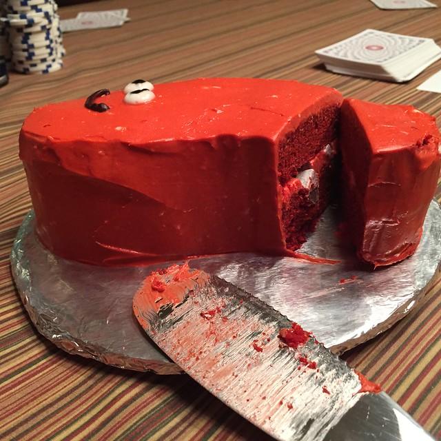 Kidney Cake 2