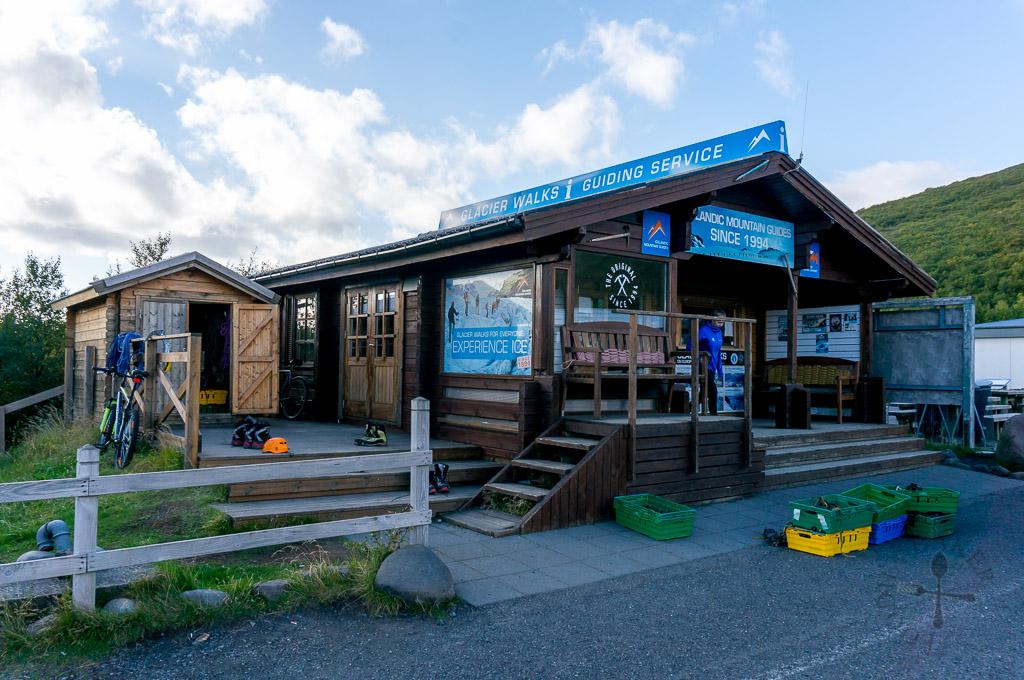 Skaftafell Visitor Centre