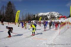 Tauplitzalm maraton - 2. ročník se uskuteční  12. a 13. března 2016.