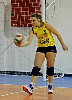 Valeria Maurogiovanni capitano Maxima Volley