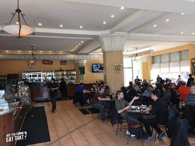 Faema Caffe, Toronto